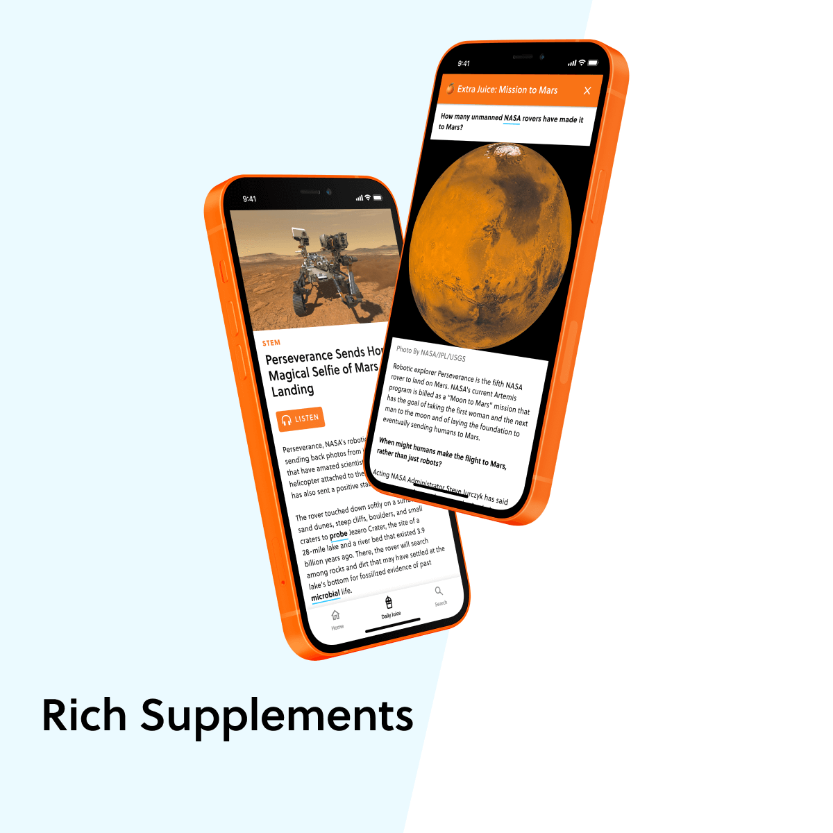 Extra Juice supplements are in every issue of The Juice and dive deep into news stories. In under 1000 words, they can explain complex subjects, fill in background information, or just entertain.